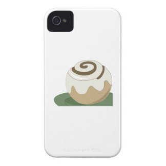 Rollo de canela iPhone 4 protectores