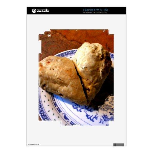 Rollo de huevo de Luv Luv II Calcomanía Para El iPad 2