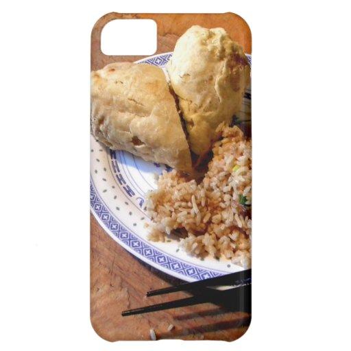 Rollo de huevo de Luv Luv III Carcasa Para iPhone 5C