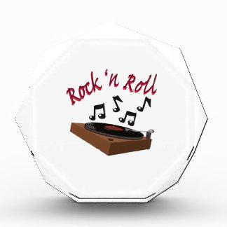 Rollo de la roca n