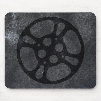Rollo de película/carrete Mousepad de la película Alfombrilla De Raton