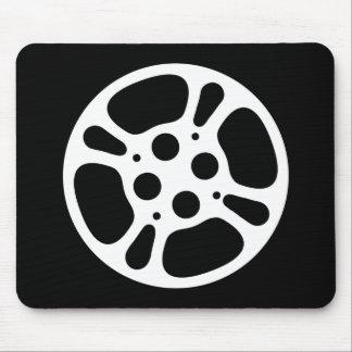 Rollo de película/carrete Mousepad de la película Alfombrillas De Ratones