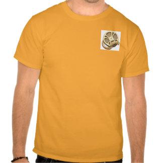 Rollo de película del oro del OPUS Camisetas
