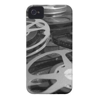 Rollo de película iPhone 4 Case-Mate cárcasas