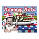 Rollo de Romney Tarjeta Postal