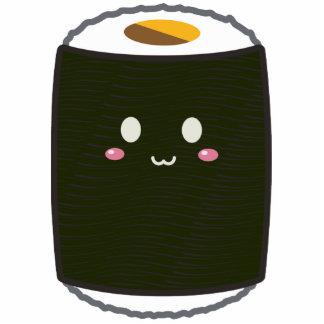 Rollo de sushi de Kawaii Llavero Fotográfico