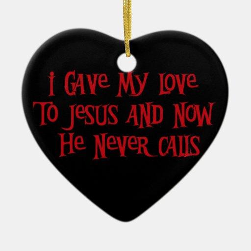 Rollo de una noche Jesús Ornaments Para Arbol De Navidad
