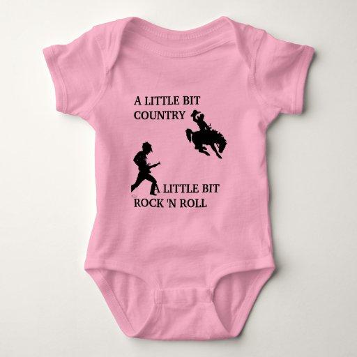 rollo del country rock n body para bebé