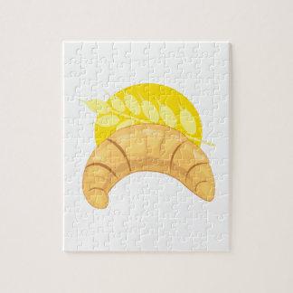 Rollo del Croissant Puzzles Con Fotos