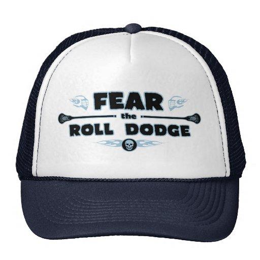 Rollo Dodge - azul Gorros Bordados