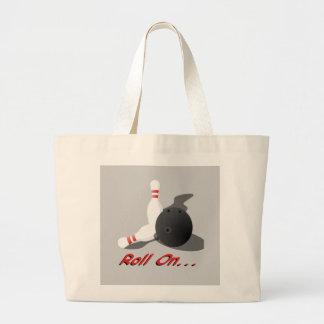 Rollo en bolso bolsas