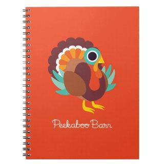Rollo la Turquía Note Book