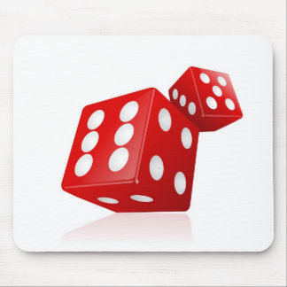 Rollo Mousepad de los dados