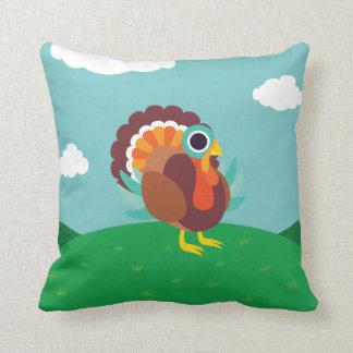 Rollo the Turkey Pillow