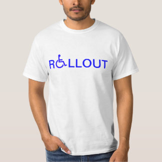 ROLLOUT T SHIRTS