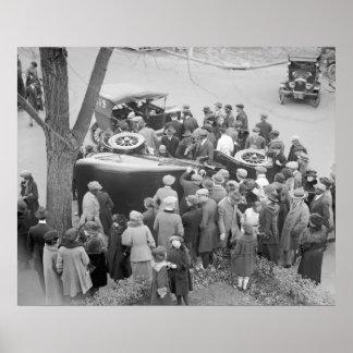 Rollover. Good Boy: 1922 Poster