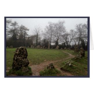 Rollright Stones (2) Card