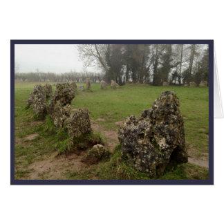 Rollright Stones Card