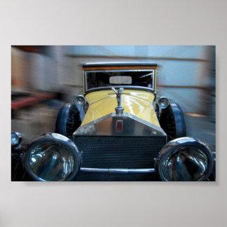 Rolls Royce Illusion Poster