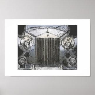 Rolls Royce Posters
