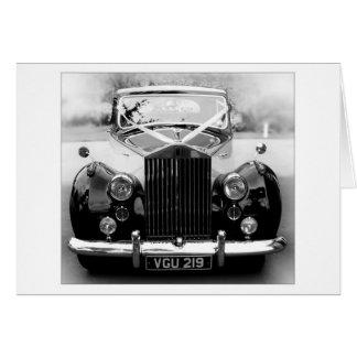 Rolls Royce Tarjetas