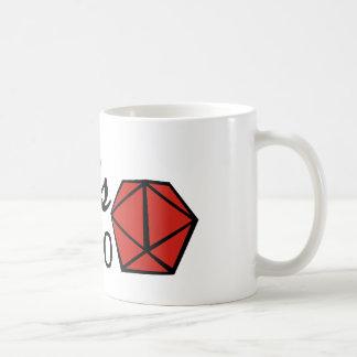 Rolls the D20 Coffee Mug