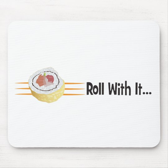 Rollwithit.pdf Mouse Pad