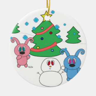 Rollys Winter Time Christmas Ornament LIMITED ITEM