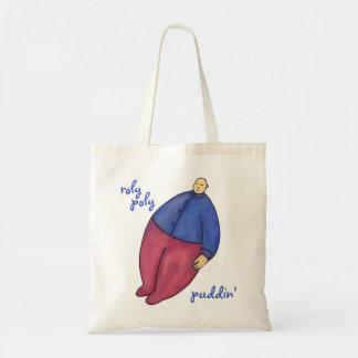Roly Poly Balloon Man Bag