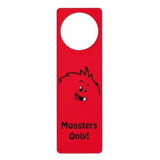 Roly-Poly Monster Door Hanger