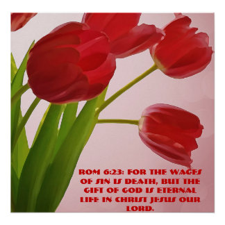 Rom 6:23 poster