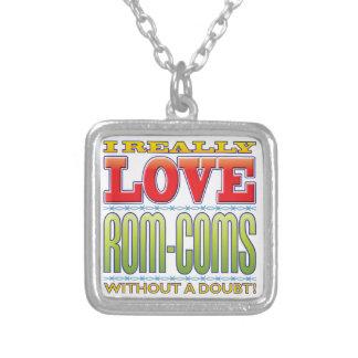 Rom-Coms Love Custom Necklace
