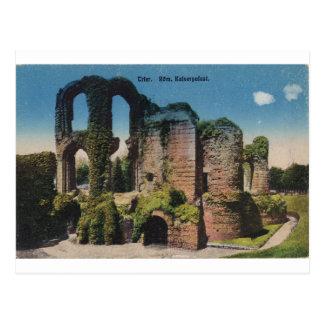ROM del Trier. Kaiserpalast Postales