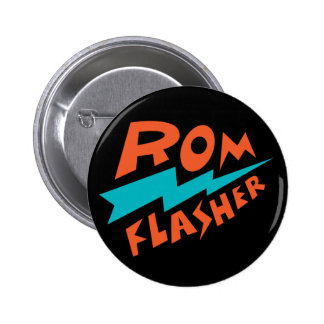 ROM Flasher Button