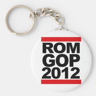 ROM GOP 2012 png Key Chain