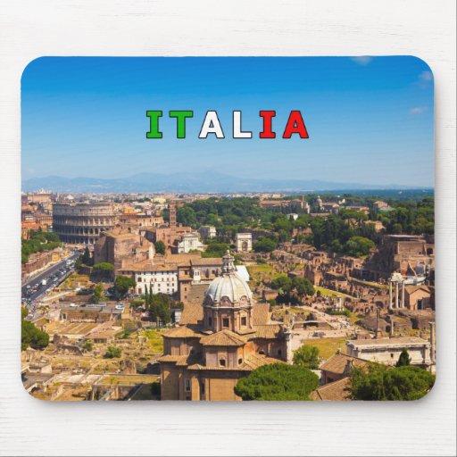 Roma #01F Tapete De Raton