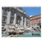 Roma 2017 calendarios de pared