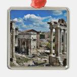 Roma antigua adorno de navidad