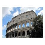 Roma antigua Colosseum Postales