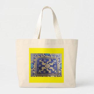 Roma Blue  Bag