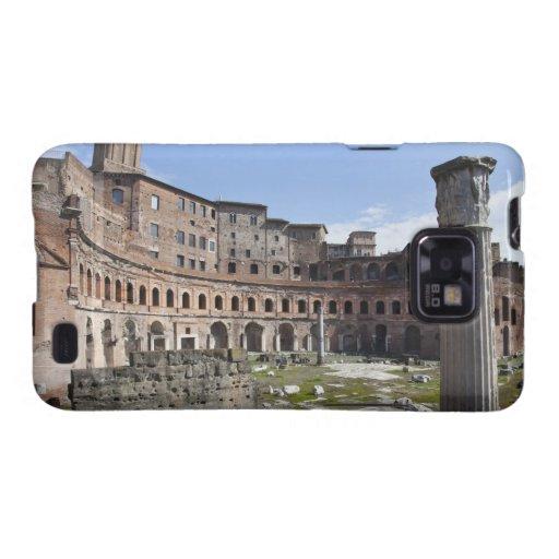 Roma Carcasa Para Samsung Galaxy S2