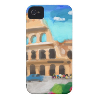ROMA Case-Mate iPhone 4 CÁRCASAS