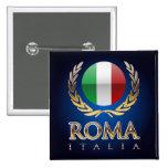 Roma Chapa Cuadrada 5 Cm