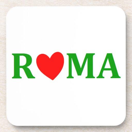 Roma Ciudad Eterna Posavasos