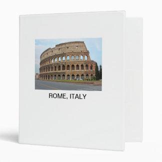 Roma coliseum binder