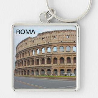 Roma coliseum keychain