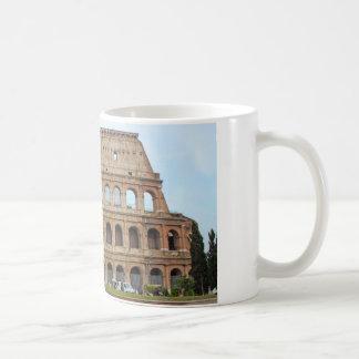 Roma coliseum mug