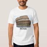 Roma coliseum t-shirt