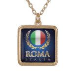 Roma Collar Dorado