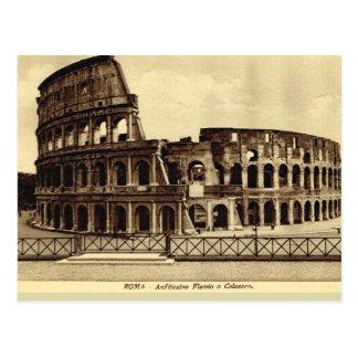 Roma, Colosseum 1890 Postal